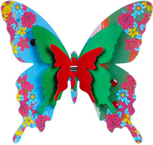 roser butterfly decorations